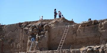 Kilisteki Oylum Höyükte 2017 arkeoloji kazıları başladı