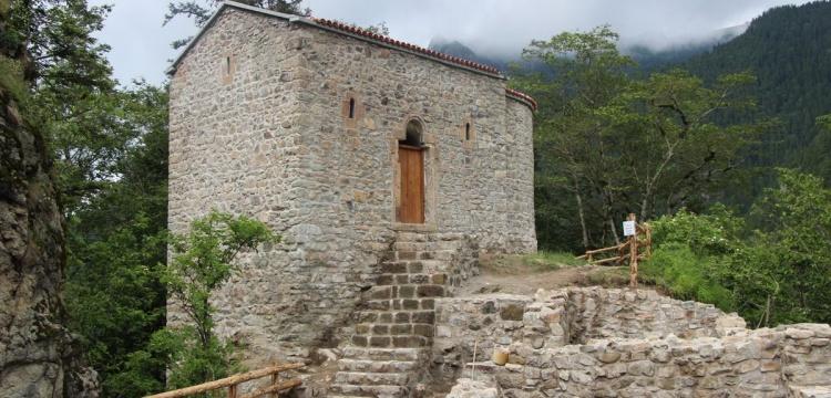 Sümela Manastırı restore edilince, Aya Varvara'ya ilgi arttı