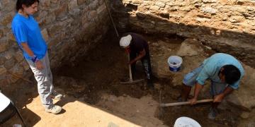 Parion Antik Kenti 2017 kazıları başladı