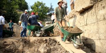Prusias ad Hypiumda 2017 arkeoloji kazıları sona erdi