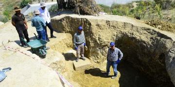 Uşakta arkeologları şaşırtan iskeletsiz mezarlar