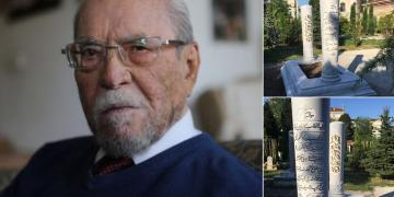 Prof. Dr. Halil İnalcıka ulema mezarı yaptırıldı