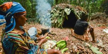 Afrikanın en eski ve dünyanın en kısa halkı: Pigmeler