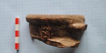 Antalyada tarihin bilinen en eski markası bulundu