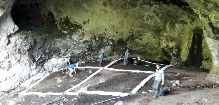 İnönü Mağarası'nda arkeoloji kazıları başladı