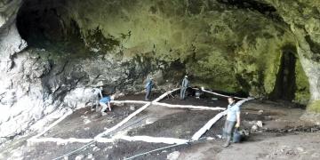 İnönü Mağarasında arkeoloji kazıları başladı