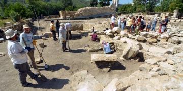 Stratonikeia arkeoloji kazıları 40. yaşına bastı