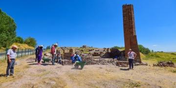 Ahlat şehri 2017 arkeoloji kazıları başladı