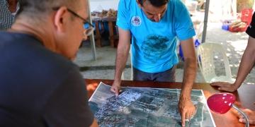 Parion Antik Kentinde arkeojeofizik çalışması tamamlandı