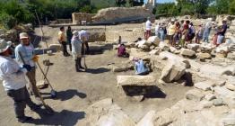Stratonikeia antik kentindeki Selçuklu Hamamı restore edildi