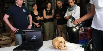 Sagalassosun arkeolojik eserleri üç boyutlu taranacak