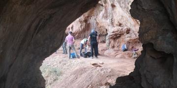 Üçağızlı Mağarasında 2017 arkeoloji kazıları başladı