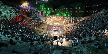 Stratonikeia Antik Kentinde İdil Biret konseri