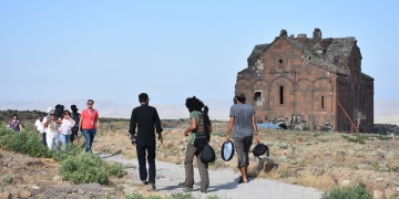 UNESCO Ani Harabelerine ilgiyi artırdı