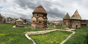 Tarihi Üç Kümbetler alanına arkeoloji müzesi yapılacak
