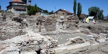Sebastapolis Arkeoloji kazılarında kazılacak alan kalmadı!