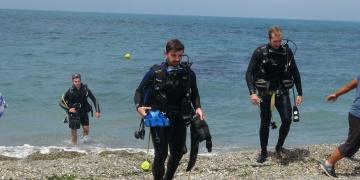 Karadeniz batıkları için su altı arkeoloji çalışması yapılıyor