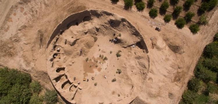 İran'da İlhanlılara ait mezar odaları bulundu