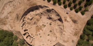 İranda İlhanlılara ait mezar odaları bulundu