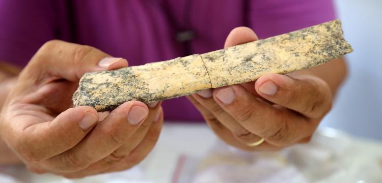 Karain Mağarası'nda iki önemli arkeolojik keşif yapıldı
