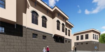 Surun Ali Paşa Mahallesine tarihi konaklar yapılacak