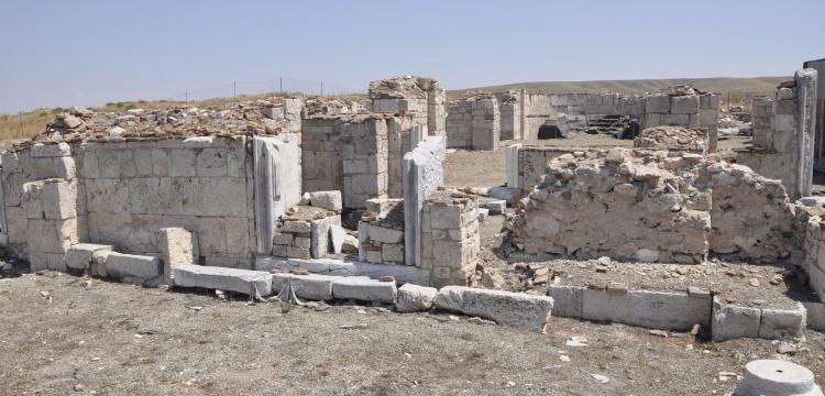 Amorium Antik Kenti'nde 2018 arkeoloji kazıları başladı