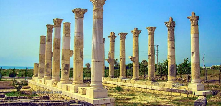 Mersin için arkeopark projesi Bakanlığa sunuldu