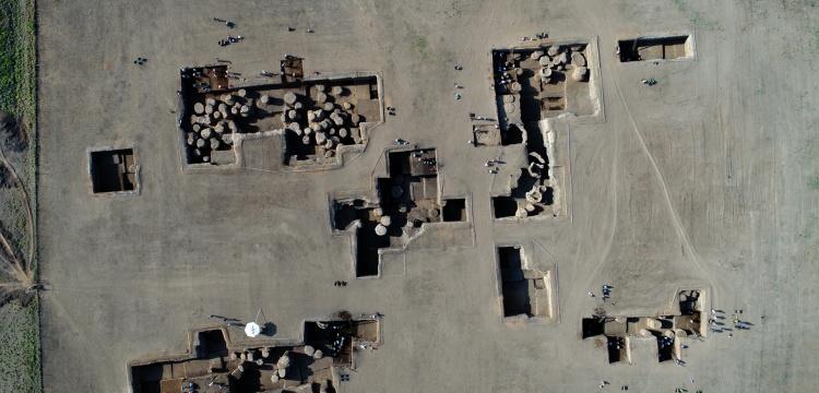 Körtiktepe'de tarım öncesi yerleşik yaşam tespit edildi