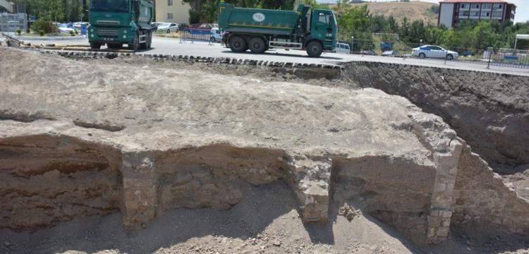 Erzurum'un  Harput Kapı'sı restore edilecek
