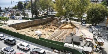 Beşiktaş arkeoloji kazıları buluntularına özel müze yapılacak