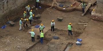 Arkeolojik bulgular Beşiktaş metro girişini değiştirdi