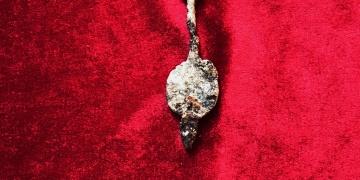 Antalya Mevlevihanesinde 700 yıllık metal anahtar bulundu