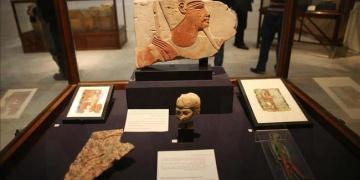 Mısırda 50 yılda 33 bin tarihi eser kayboldu