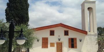 Mar Yohanna Kilisesi restore edildi
