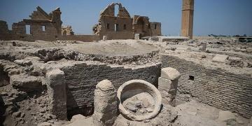 Harranda arkeologlar bin yıllık mis kokular buldu