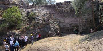 Örükaya barajının bendi Helenistik dönemde yapılmış olabilir
