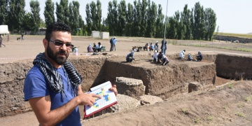 Bir arkeolog portresi: İşçi Kemal
