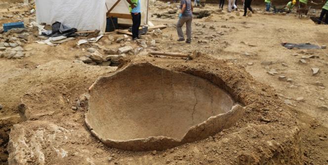 Beşiktaş arkeoloji kazıları sürüyor