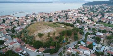 Maydos Kilisetepe Höyüğünde 2018 Arkeoloji kazılarına başlandı
