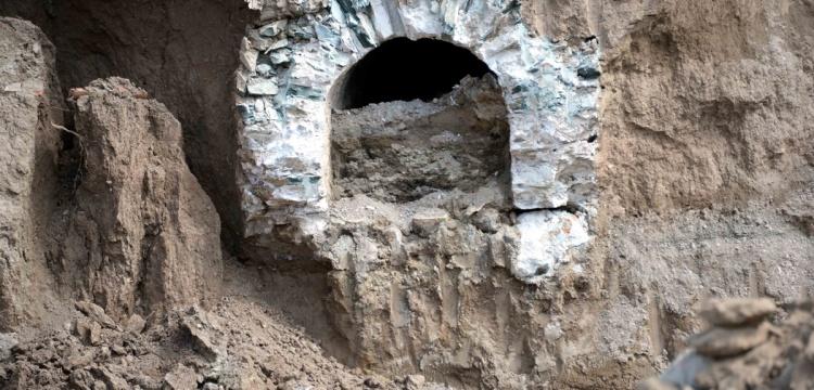 Tokat Kalhane'de arkeolojik araştırmalar sürüyor