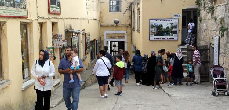 Sinop Cezaevine girmek isteyenlerin sayısı artıyor
