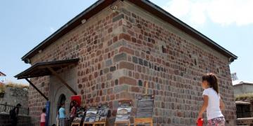 Müderris İbrahim Efendi Camisi 78 yıl sonra yeniden ibadete açıldı