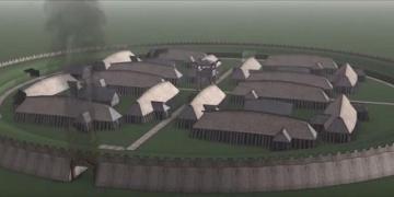 Arkeolog S. Michael Sindbaek Viking Kalelerini anlattı