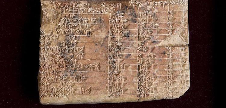 Babillilerin trigonometri kullandığı 'matematiksel' olarak belgelendi