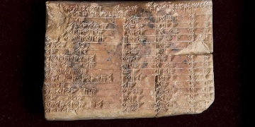 Babillilerin trigonometri kullandığı matematiksel olarak belgelendi
