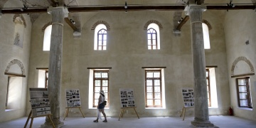 Yunanistan tarihi camileri müze olarak kullanıyor