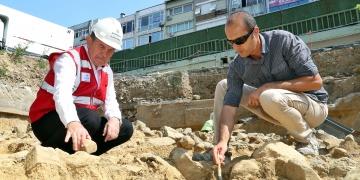 Başkan Topbaştan Beşiktaş arkeoloj kazıları için özel rica