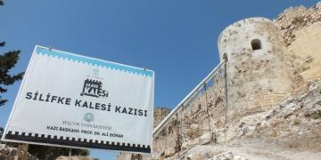 Silifke Kalesinde 2017 arkeoloji kazıları başladı