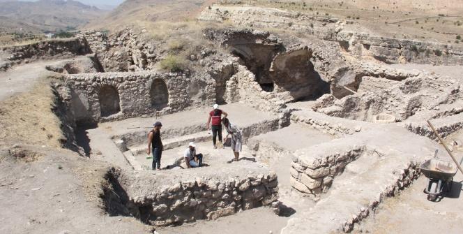 Kemahta bulunan bin yıllık Türk Mahallesi