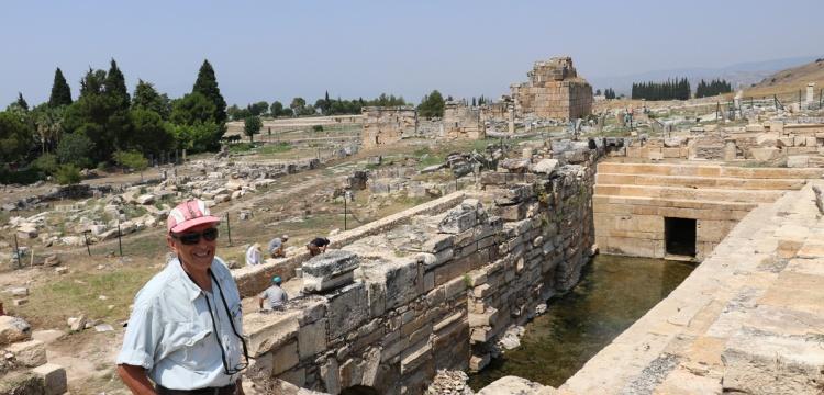 İlber Ortaylı'dan arkeolog Prof. Francesco D'Andria'ya methiye